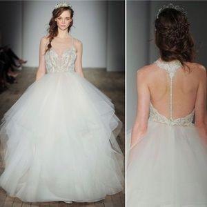 Hayley Paige Jax Wedding Dress Style 6763 Tulle 12